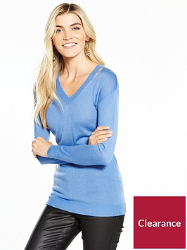 v-by-very-cut-out-v-neck-jumper-milka-blue
