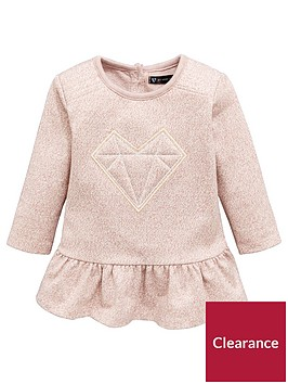 mini-v-by-very-baby-girls-quilted-detail-soft-jersey-frill-hem-dress