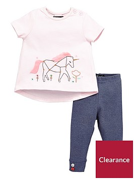 mini-v-by-very-baby-girls-embroidered-unicorn-tee-amp-rib-legging-set