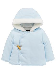mini-v-by-very-baby-boys-fleece-trim-hooded-sweat-jacket