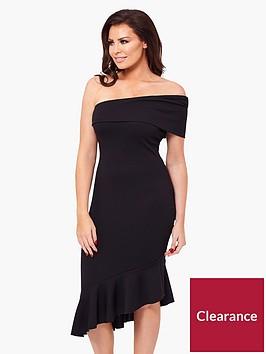 jessica-wright-gracen-one-shoulder-bodycon-dress