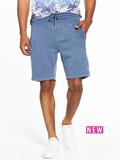 river-island-jersey-burnout-shorts