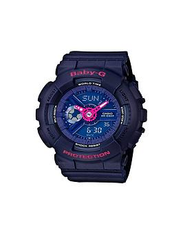 casio-casio-baby-g-punching-pattern-blue-dial-blue-stap-watch