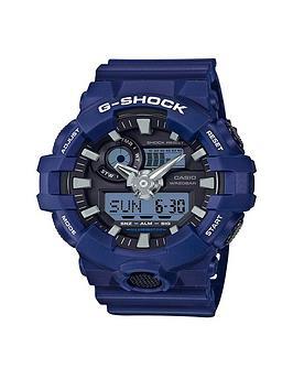 casio-nbspg-shock-black-shock-resistant-blue-strap-watch