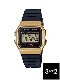 casio-digital-gold-tone-case-black-strap-watch