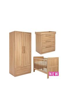 mamas-papas-atlas-cot-bed-dresser-amp-wardrobe