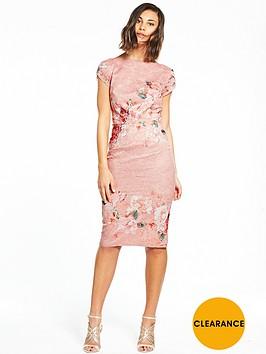 little-mistress-floral-bodycon-dress-pink