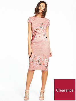 little-mistress-floral-bodycon-dress-pink
