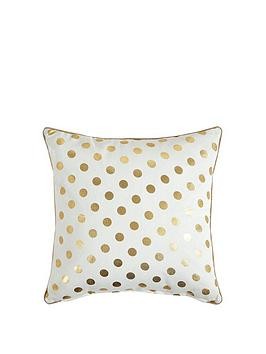 gold-spot-cushion