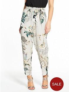 river-island-ri-petite-grey-floral-trouser