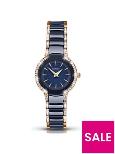 seksy-blue-dial-rose-tone-detailing-bracelet-ladies-watch