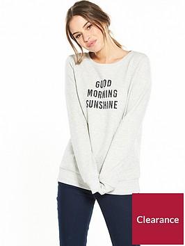 vero-moda-petite-terinanbsplong-sleeve-sweat-top-grey