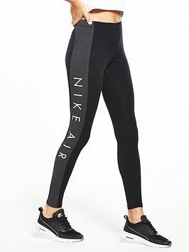 nike-sportswear-air-logo-legging-black-heathernbsp