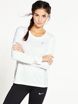 nike-running-dry-miler-long-sleeve-top-whitenbsp