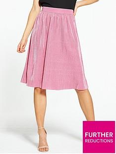 vero-moda-petite-jackie-knee-skirt