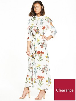 selected-femme-selected-femme-dixie-maxi-cold-shoulder-dress