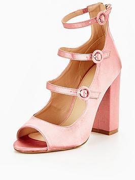 v-by-very-jenna-satin-multi-mary-jane-heeled-sandal-pink