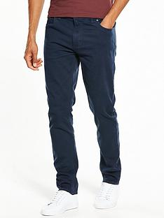 farah-drake-slim-fit-twill-trousers