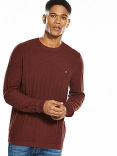 farah-shirland-textured-jumper