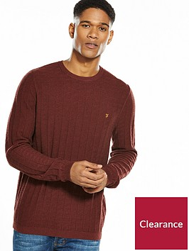 farah-shirland-textured-jumper