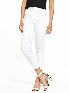 miss-selfridge-white-fray-hem-steffi-jean