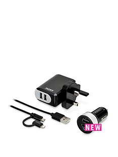port-designs-wall-car-charger-2-usb-2in1-uk