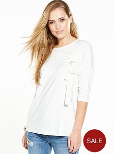 v-by-very-drawcord-ribbon-sweat-top