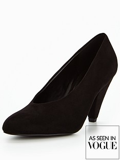 v-by-very-dolly-high-vamp-mid-heel-court-shoe-black