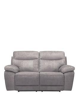 violino-bling-2-seaternbspfabric-manual-recliner-sofa