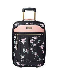 river-island-floral-print-2-wheel-cabin-case