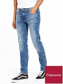 dr-denim-snap-skinny-jeans