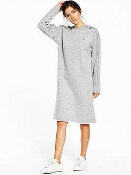 adidas-originals-trefoil-sweater-dress