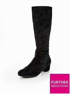 v-by-very-josie-older-girls-velvet-knee-boot-black