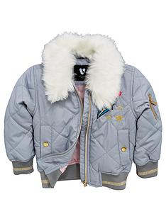 mini-v-by-very-girls-fur-trim-badge-bomber-jacket