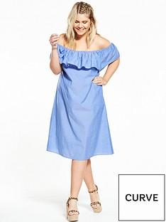ax-paris-curve-bardot-dress