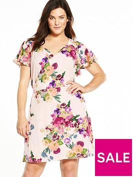ax-paris-curve-wrap-floral-dress