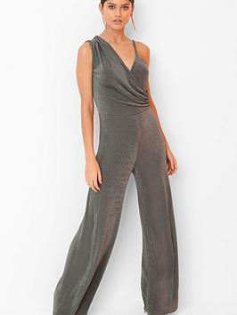 girls-on-film-drape-front-jumpsuit