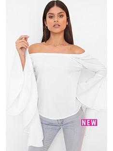 girls-on-film-white-off-shoulder-top