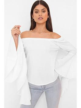 girls-on-film-white-off-shoulder-top