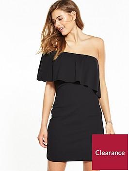 warehouse-crepe-one-shoulder-dress