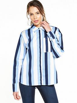 warehouse-stripe-shirt