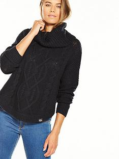 superdry-lia-cable-cowl-neck-jumper-navy