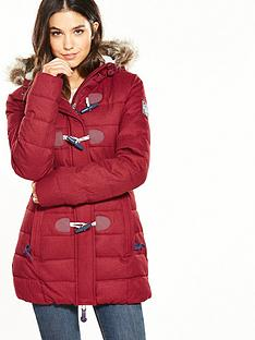superdry-tall-marl-toggle-puffle-jacket