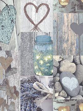 arthouse-rustic-heart-natural-wallpaper