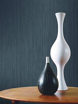arthouse-diamond-plain-wallpaper-black