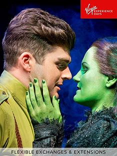 virgin-experience-days-wicked-theatre-tickets-and-dinner-for-two-in-london