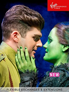 virgin-experience-days-wicked-top-priced-theatre-tickets-and-dinner-for-two