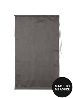 made-to-measure-faux-suede-roman-blinds-upto-90cmnbspxnbsp180cm