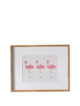 gallery-flamingos-crossing-framed-wall-art-ndash-74-x-585-cm