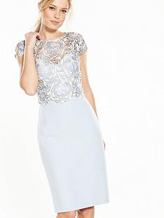 phase-eight-josephina-lace-dress-mineral